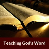 Teaching God's Word
